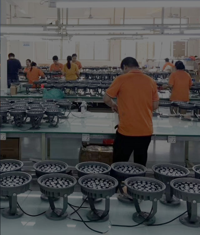 规模生产确保准时交付