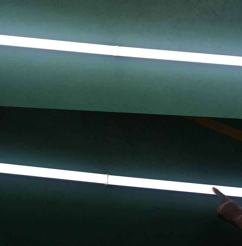 无缝对接LED线条灯