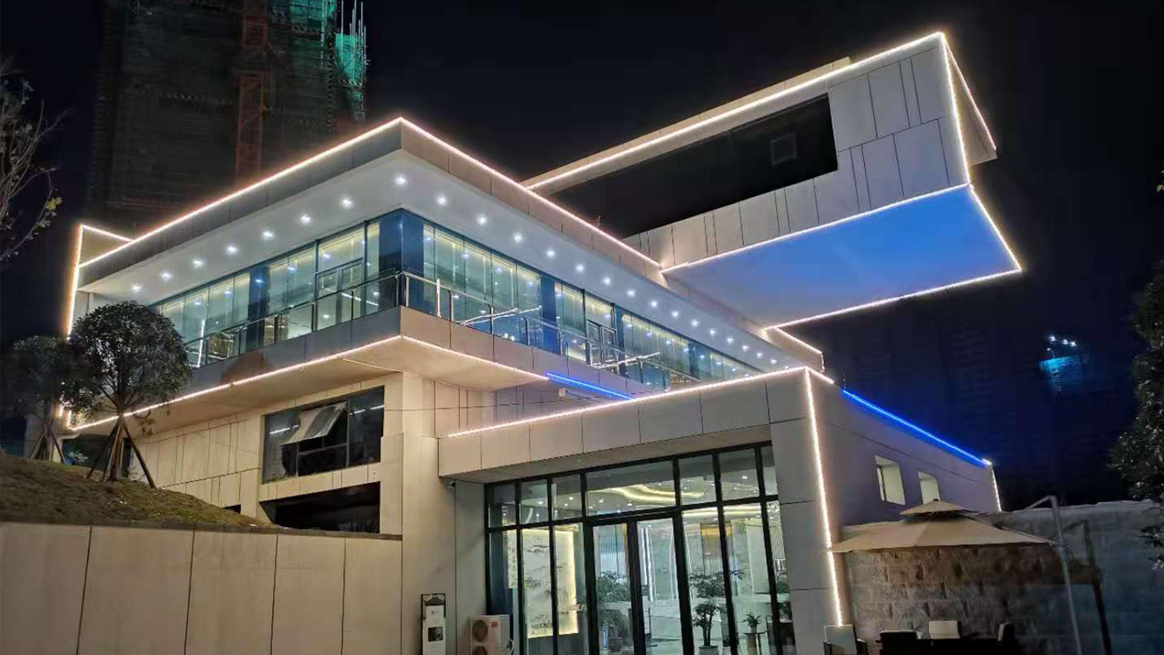led线条灯-合创未来照明